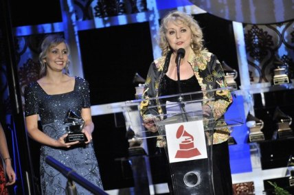 Connie & Cimcie Grammys2012