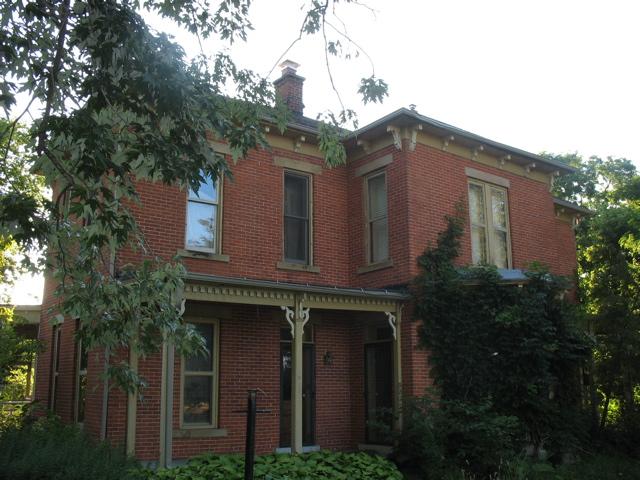 Jarvis House Raymond Pike, Ohio